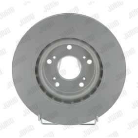 Brake Disc Brake Disc Thickness: 25mm, Num. of holes: 5, Ø: 300mm with OEM Number 45251SMGE30