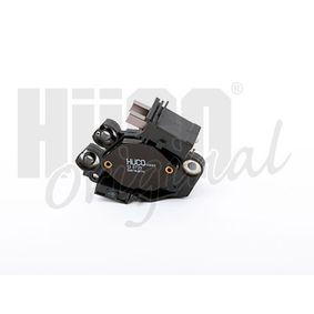 HITACHI Generatorregler 130731 für AUDI A4 (8E2, B6) 1.9 TDI ab Baujahr 11.2000, 130 PS