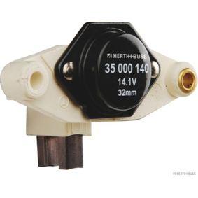 Regulador del alternador Tensión nominal: 12V, Tensión de servicio: 14,1V con OEM número 070903803A