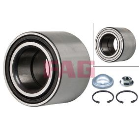 Wheel Bearing Kit Ø: 53,00mm, Inner Diameter: 29,00mm with OEM Number 1201 568