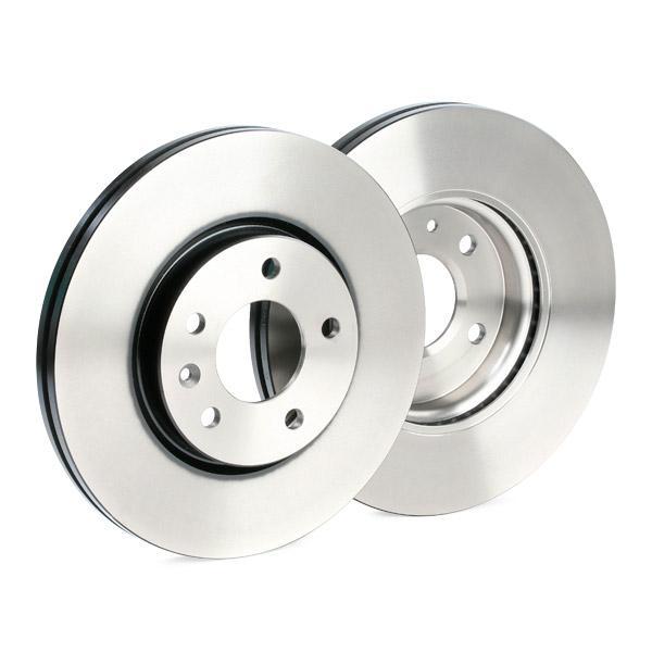 Disc Brakes TRW DF7923 3322938101800
