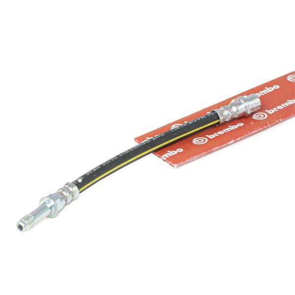 BREMBO  T 85 127 Bremsschlauch Länge: 240mm, Gewindemaß 1: F10X1, Gewindemaß 2: M10X1