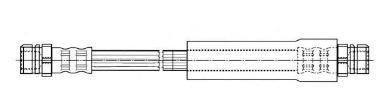 Bremsschlauch BREMBO T 85 111 Bewertung