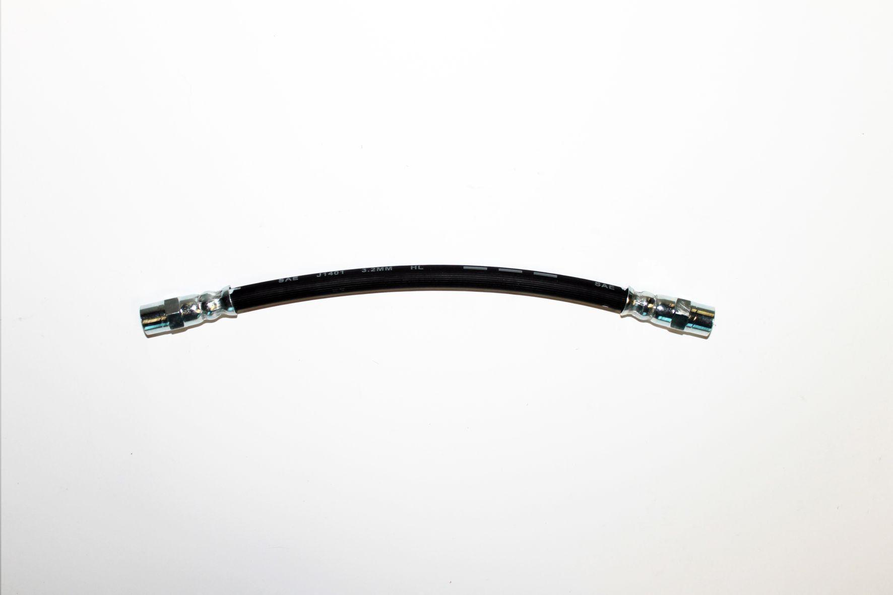 BREMBO  T 50 018 Bremsschlauch Länge: 245mm, Gewindemaß 1: F10X1, Gewindemaß 2: F10X1