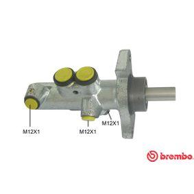 BREMBO  M 85 063 Hauptbremszylinder