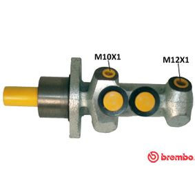 Hauptbremszylinder M 68 081 TWINGO 2 (CN0) 1.5 dCi Bj 2012