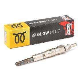 Glow Plug Total Length: 92mm, Thread Size: M10x1,0 with OEM Number 1855067JG0