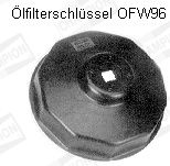CHAMPION  C102/606 Ölfilter Ø: 93mm, Innendurchmesser: 72mm, Höhe: 102mm