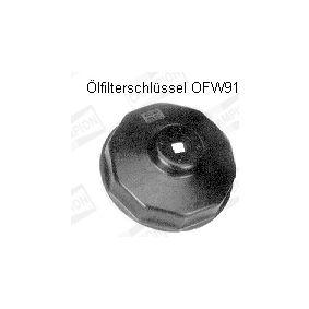 Ölfilter Ø: 93mm, Innendurchmesser: 71,5mm, Höhe: 137,0mm mit OEM-Nummer 028115561E