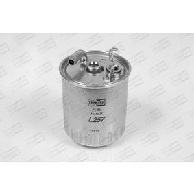 Kraftstofffilter Höhe: 128mm mit OEM-Nummer 611-090-0852