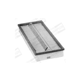 Filtre à air Longueur: 303,0mm, Largeur: 171,0mm, Hauteur: 33,5mm avec OEM numéro 60538903