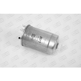 Kraftstofffilter Höhe: 174mm mit OEM-Nummer XM21 9A011 AA