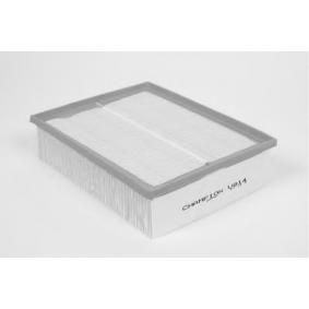CHAMPION Luftfilter U814/606 für AUDI A4 (8E2, B6) 1.9 TDI ab Baujahr 11.2000, 130 PS