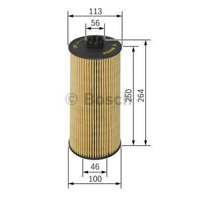 Filter BOSCH P7042 4047024374065