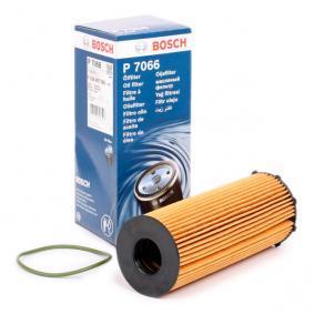 BOSCH Ölfilter F 026 407 066 für AUDI Q7 (4L) 3.0 TDI ab Baujahr 11.2007, 240 PS