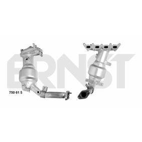 Catalytic Converter 750615 PUNTO (188) 1.2 16V 80 MY 2004