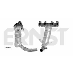 Catalytic Converter 750639 PANDA (169) 1.2 MY 2010