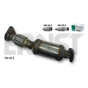 Katalysator VW PASSAT Variant (3B6) 1.9 TDI 130 PS ab 11.2000 ERNST Katalysator (753364) für