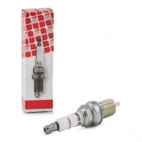 Spark Plug Electrode Gap: 0,7mm with OEM Number 46 417 010