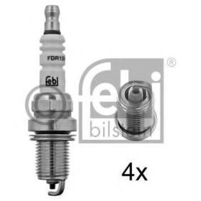 Запалителна свещ разст. м-ду електродите: 1,1мм с ОЕМ-номер 0K01318110