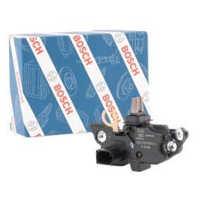 BOSCH Generatorregler F 00M A45 300 für AUDI A4 (8E2, B6) 1.9 TDI ab Baujahr 11.2000, 130 PS