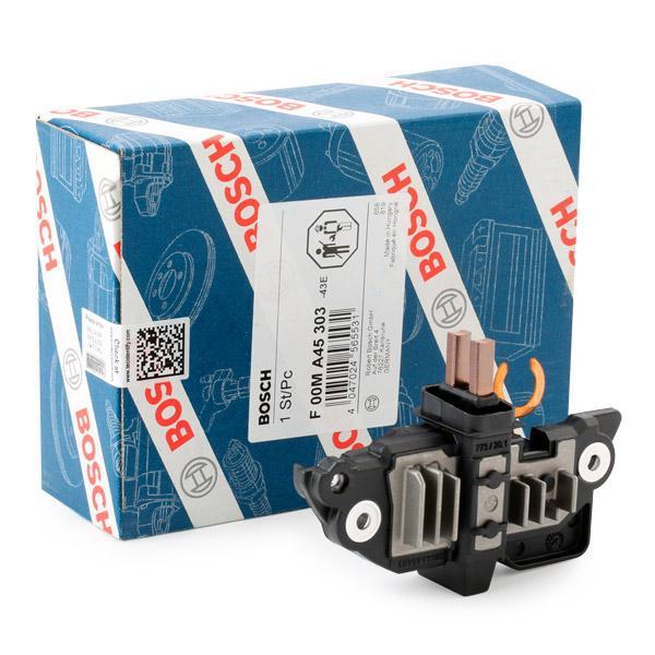 Generatorregler BOSCH F00MA45303 Erfahrung