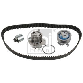 Water pump and timing belt kit Width: 30,0mm with OEM Number 038198119C