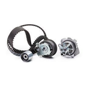 Set pompa apa + curea dintata Latime: 30,0mm cu OEM Numar 038198119C