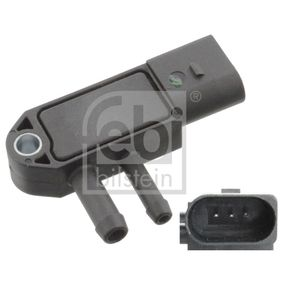 Sensor, Abgasdruck 40766 CRAFTER 30-50 Kasten (2E_) 2.5 TDI Bj 2011