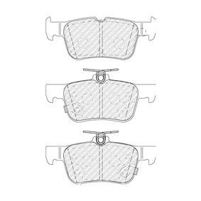 Bremsbelagsatz, Scheibenbremse Höhe: 69mm, Dicke/Stärke: 18,8mm mit OEM-Nummer 3079323-1