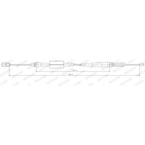 Bremsbelagsatz, Scheibenbremse Höhe: 44mm, Dicke/Stärke: 15,5mm mit OEM-Nummer 4605A389
