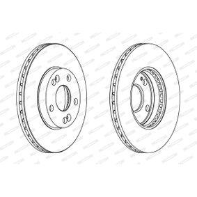 Bremsscheibe Bremsscheibendicke: 32mm, Lochanzahl: 5, Ø: 330mm, Ø: 330mm mit OEM-Nummer 2104212312