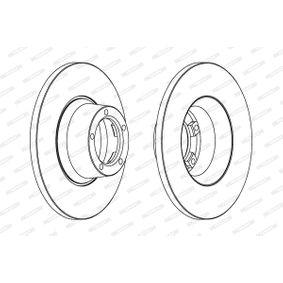 Bremsscheibe Bremsscheibendicke: 20mm, Lochanzahl: 5, Ø: 300mm, Ø: 300mm mit OEM-Nummer 34 21 1 159 659