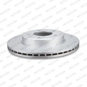 Bremsscheibe Bremsscheibendicke: 11mm, Lochanzahl: 5, Ø: 240mm mit OEM-Nummer 60 670 804