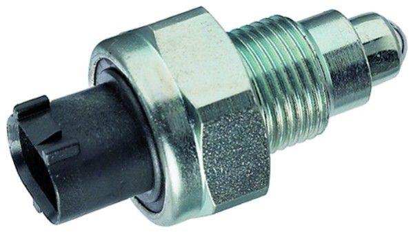 HELLA  6ZF 008 621-581 Interruptor, piloto de marcha atrás Ancho llave: 27, Número de conexiones: 2