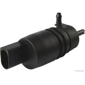 Waschwasserpumpe, Scheibenreinigung Spannung: 12V, Anschlussanzahl: 2 mit OEM-Nummer 1T0 955 651