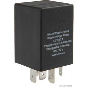 HERTH+BUSS ELPARTS Relais, Wisch-Wasch-Intervall 75614115 für AUDI 90 (89, 89Q, 8A, B3) 2.2 E quattro ab Baujahr 04.1987, 136 PS