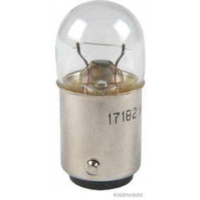 Bulb 24V 5W, R5W, BA15d 89901082