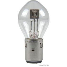 Bulb 12V 25/25W, S1, BA20d 89901087