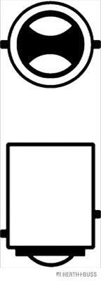 Glühlampe, Brems- / Schlusslicht HERTH+BUSS ELPARTS 89901103 Bewertung