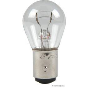 Крушка с нагреваема жичка, стоп светлини / габарити P21/5W, 12волт, BAY15d, 21/5ват 89901103 VW GOLF, PASSAT, POLO