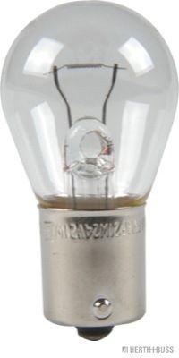Bulb, indicator 89901105 HERTH+BUSS ELPARTS P21W original quality