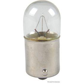 Bulb, tail light R10W, BA15s, 24V, 10W 89901143