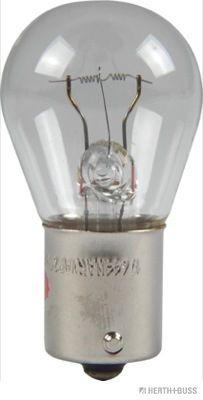 Bulb, indicator 89901147 HERTH+BUSS ELPARTS P21W original quality