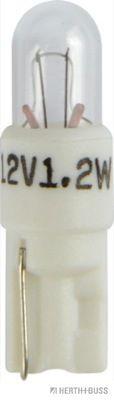 Bulb, instrument lighting 89901176 HERTH+BUSS ELPARTS 89901176 original quality