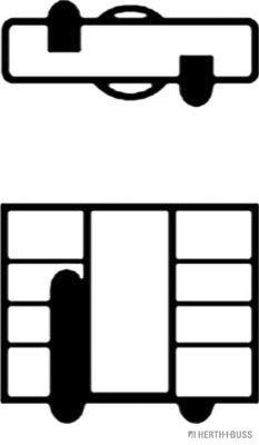 Glühlampe, Kennzeichenleuchte HERTH+BUSS ELPARTS 89901177 Bewertung