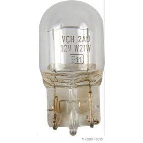 Bulb, indicator W21W, W3x16d, 12V, 21W 89901196 NISSAN ALMERA, PATHFINDER