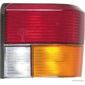 Heckleuchte weiß, gelb, rot mit OEM-Nummer 701 945 112