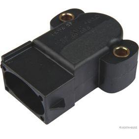 HERTH+BUSS ELPARTS Sensor, Drosselklappenstellung 70650011 für FORD ESCORT VI Stufenheck (GAL) 1.4 ab Baujahr 08.1993, 75 PS