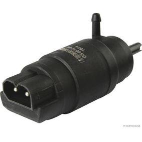 Waschwasserpumpe, Scheibenreinigung Spannung: 12V, Anschlussanzahl: 2 mit OEM-Nummer 1380068